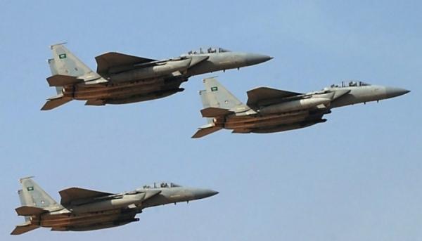 طيران التحالف يتدخل بقوة لصد هجوم حوثي واسع في مارب