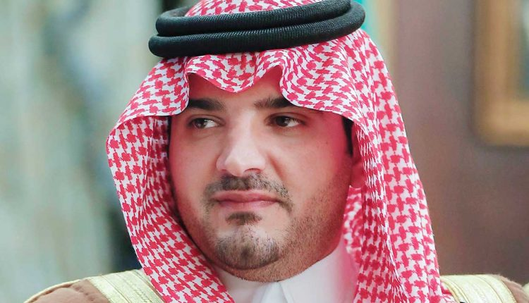 اعتقال محمد بن نايف