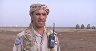 صادق دويد متحدث قوات طارق عفاش